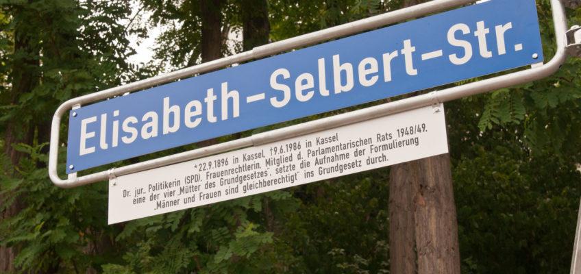 Mainz-Hechtsheim, Elisabeth-Selbert-Straße